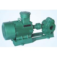 Organic Petrochemical Hot Oil Pumps , PTFE Dynamic Seal Oil Transfer Pump Manufactures