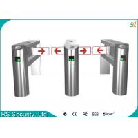 304 Stainless Steel Retractable Barrier Gate Turnstile Enterprise Entrance Manufactures