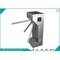 Tripod Turnstile Gate Access Control System Barriers Half Height Turnstile Manufactures