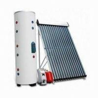 Bacony split solar water heater system Manufactures