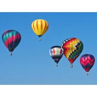 Quality Colorful Unique Tarpaulin Inflatable Hot Air Balloon Advertising Safe Hot Air for sale