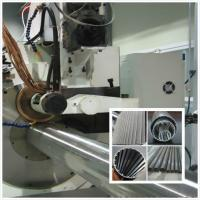 0.05mm Slot Water Well Screen Pipe Wire Mesh Manufacturing Machine Manufactures