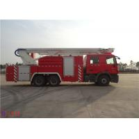 Quality Multi Functional Rescue Fire Truck 39 Ton Maximum Speed 104KM/H ISO9001 for sale