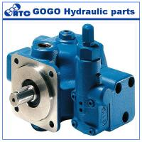 Pilot Operated Rexroth Hydraulic Oil Pump , Adjustable Variable Vane Pumps Manufactures