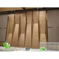 External Insulated Aluminum Painting Panels Commercial Building Cladding Manufactures