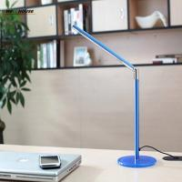 Led reading eye protection desk lamp with Clip two level brightness switch dimmer table lamp Manufactures