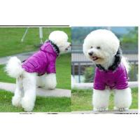Akita Alaskan Malamute Personalized Dog Clothes , Poodle Clothing For Winter Coats Manufactures