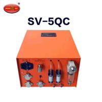 Smart Portable SV-5QC Portable Automotive Engine 5 Flue Gas Analyzer Manufactures
