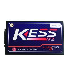 KESS V2 Master Manager Tuning Kit Firmware V4.036 Truck Version with Software V2.22 Manufactures