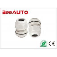 Pg36 Wire Connector PG Cable Gland Nylon PP Working Temperature -40 To 100 Degree Manufactures