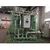 High Purity Membrane Nitrogen Generator With High Pressure Air Compressor Manufactures