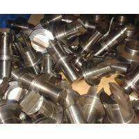 Micro High Precision Stainless steel CNC Machining Parts Of Plating , ISO 9001 Manufactures