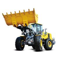 LW700KV 7 Ton Hytec Compact Wheel Loader Attachments For Wheel Loaders Manufactures