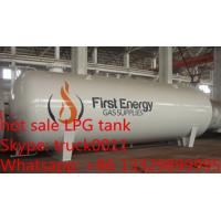 CLW brand hot sale 50m3 lpg gas storage tank for sale, ASME standard 50,000L bulk lpg gas storage tank Manufactures