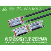 China Accurate Action 17AM Thermal Protector Excess Current Type Household Appliances Use on sale