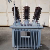 35kV Oil Type Power Transformer , Oil Filled Multiple Winding Transformer Manufactures