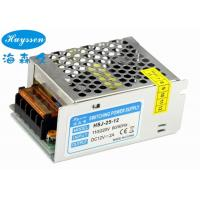 20W 1700mA 12V AC/DC Power Supply Manufactures