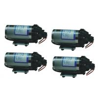 Diesel Fuel Diaphragm Vacuum Pump , Small Electric Vacuum Pump Built - In Pressure Switch Manufactures