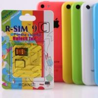 R SIM 9C Cell Phone Accesories GSM / CDMA For iPhone 5C Manufactures