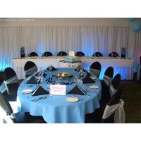 Easy Dismantled Wedding Event Tents Rental For Exhibition Trade Show With ABS Hard Walls Manufactures