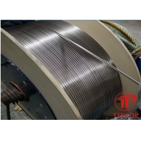 China 2205 Duplex Stainless Steel Capillary Coiled Tubing on sale
