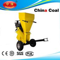 Tree Branch Gasoline Chipper Shredder From China Coal Manufactures