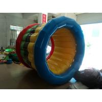 Notoxic PVC Material Inflatable Water Toys , Walking Roller Sales , Multicolour Manufactures