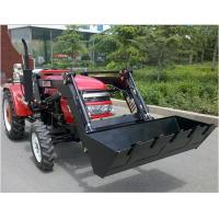 High quality tractor implements front end loader for 25-70hp tractors Manufactures