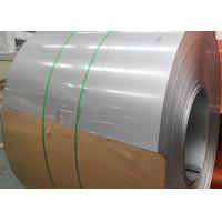 Quality Mill Edge Stainless Steel Coil , Cost Effective Sheet Metal Roll With Corrosion Resisitance for sale