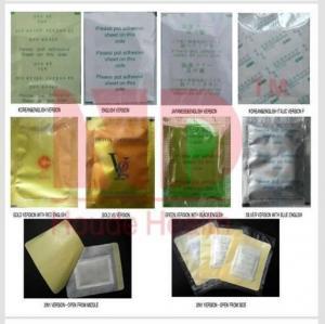 detox slim foot patch ,foot pad,kinoki foot patch Manufactures