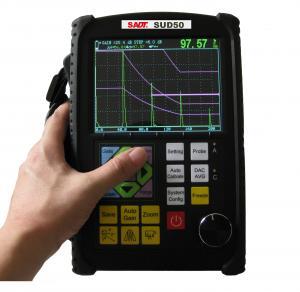 Portable Ultrasonic Digital Flaw Detector SUD50 Microprocessor-Based
