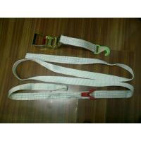 50MM Polyester Car Trailer Tie Down Straps LC2500 DN EN12195-2 For Boat Lashing Manufactures