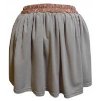 Quality Reversible Flower Print Ladies Casual Skirts for Girls , juniors for sale