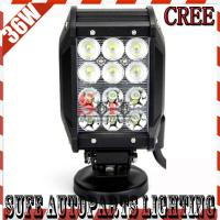 Buy cheap 4'' 36W CREE LED LIGHT BAR COMBO OFFROAD JEEP TRACTOR TRUCK MILITARY 4x4LED from wholesalers