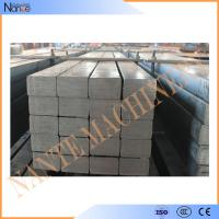 Q345B Crane End Carriage Steel Crane Rail Hot Rolled  80*60 100*60 120*80 Manufactures