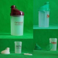 Bottles with ball, protein/plastic shaker Manufactures