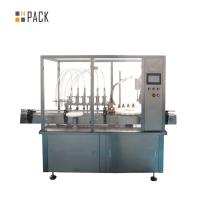 Buy cheap Full Automatic High Speed Cosmetic Cream Filling Machine For Small Bottle from wholesalers