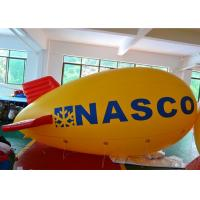 Large Inflatable Blimp for Event Advertising / Inflatable Airplane Balloon for Advertising Manufactures