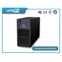 6Kva to 10kva UPS Uninterrupted Power Supply 1 phase input and single phase output Manufactures