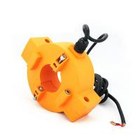 Clamp Outdoor Split Core Current Transformer / Sensor IP67 Waterproof For Power Monitor Manufactures