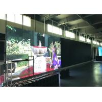 Buy cheap Indoor Led Video Wall Rental P2.6 Rental Led Display Broadcast Multiple Video Sources at the Same Time from wholesalers