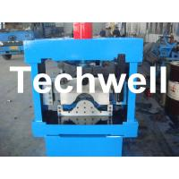 Roof Ridge Cold Roll Forming Machine for Making Color Steel Roof Ridge Profile Manufactures