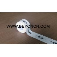 Buy cheap Woven Cotton Fabric Adhesive Sports Tape Private Brand Logo Printed For OEM from wholesalers