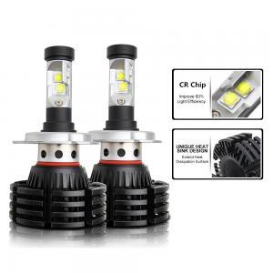 China Flexible Super Bright Headlight Bulbs 9005 9006 Customized Logo OEM Service on sale