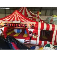 Buy cheap Best sale inflatable circus clown fun amusement park inflatable circus clown from wholesalers