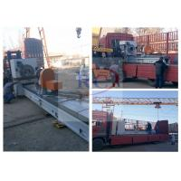 Wedge Wire Screen Welding Machine for For Filtration , Separation And Retention Media Manufactures