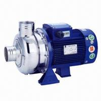 Semi-open Centrifugal Pump with Lightweight and High Efficiency Features Manufactures