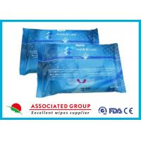 Clinically Tested Multiple Uses Adult Cleaning and Bathing Wet Wipes Rinse Free 48pcs Manufactures