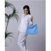 5mm strip cleanroom lint free washable anti static ESD jacket and pants Manufactures