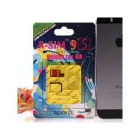 iPhone 5S Cell Phone Accesories R SIM 9S , Supports iOS 7 Manufactures